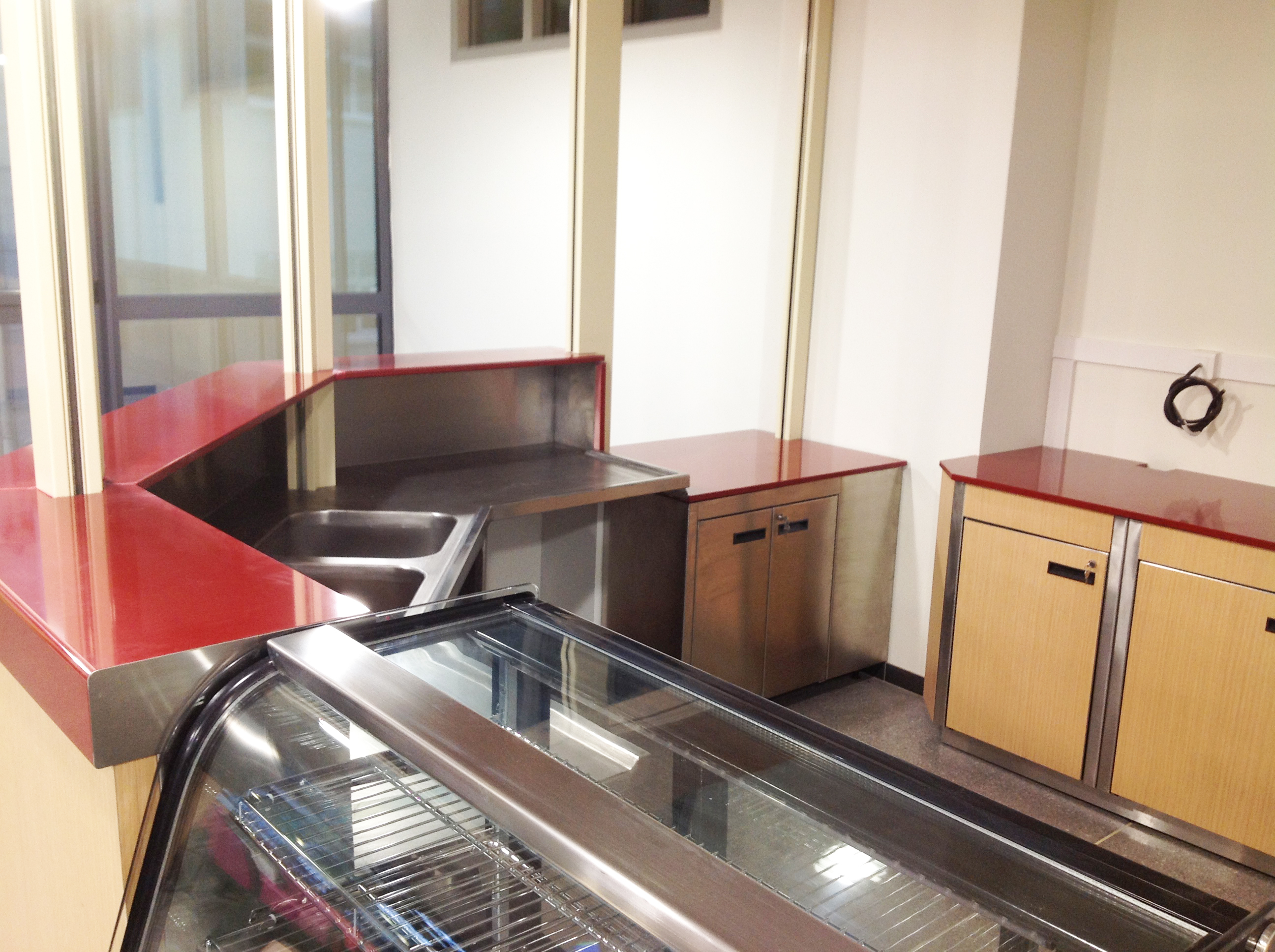 Agencements breizh chaudronnerie inox l 39 inox for Agencement cuisine professionnelle